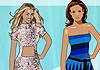 Beyonce & Jennifer Lopez Dress Up