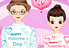 Valentines Couple Dress Up
