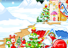 Santa Clauses Snow Room